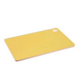 Langø - Yellow chopping board