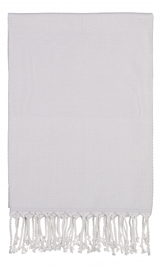 Langø - Beach towel - light grey